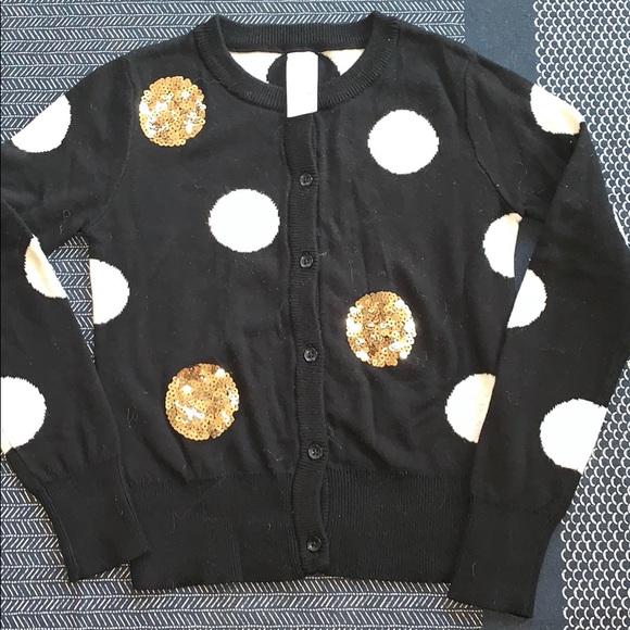 Cat & Jack Other - Cat&jack nwot size 6 black cardigan